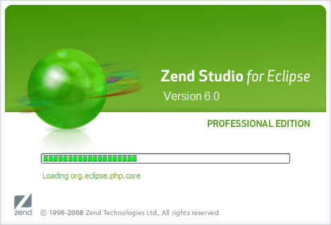 Zend Studio For Eclipse 6.0 注册码
