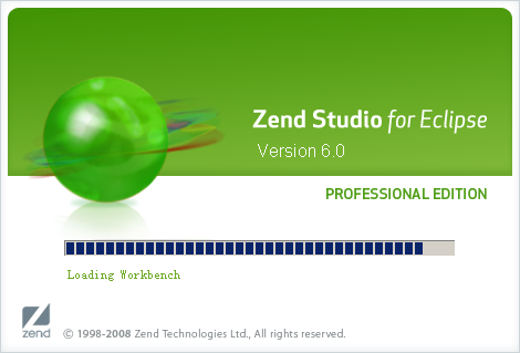 Zend Studio for Eclipse 6.0正式版