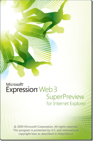 SuperPreview for Internet Explorer